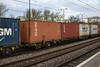 607008 Northampton 080218 (Dan86401) Tags: northampton wcml 4m86 607008 fta freightliner fl inner intermodal modal containerflat wagon freight arbelfauvet triton tex