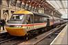 23.02.18 Paddington..Great Western HST..43185.. (A.P.PHOTOGRAPHY.) Tags: 230218paddingtongreatwesternhst43185 class 43 hst 43185 londonpaddington railways tracks platforms signals nikond7000 nikkor18300 intercity greatwestern