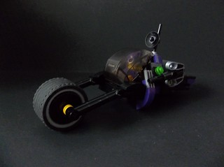 Catwoman Lunarcycle