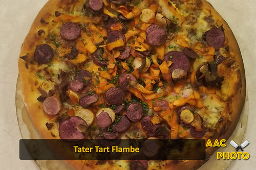 """Tater Tart Flambe • <a style=""""font-size:0.8em;"""" href=""""http://www.flickr.com/photos/159796538@N03/26594001718/"""" target=""""_blank"""">View on Flickr</a>"""