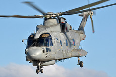 Royal Navy Merlin HM2 (np1991) Tags: royal air force raf lossiemouth lossie moray scotland united kingdom uk nikon digital slr dslr d90 camera sigma 50 500 50500mm 50500 bigma lens aviation planes aircraft navy rn merlin hm2 hms westminster helicopter helo chopper