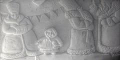 Kirkenes Ice Hotel art (Darkhorse Winterwolf) Tags: hdr ice icehotel kirkenes kirkenesicehotel norge norway