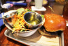 Lamb Burger - MAGFest 2018 (spufflez) Tags: lamb burger lambburger lunch national sports bar pastime grill nationalpastimesportsbarandgrill gaylord gaylordhotel magfest salad
