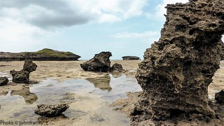 Low tide-Watamu-Kenya