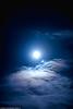Bright Side of the Moon (Alejandro Leiva Fotografías) Tags: verde pink floyd moon landscapecanonlandnightfallantofagastaseapaisajeatardecer1635mmnightshotseascape ef70200mm canoneos7d canon70200 lseries nightscape stars chile sky photo landscape paisaje star estrellas