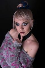 Girl (zmvphoto) Tags: portrait girl blonde gimp fashion beautiful softbox speedlight beauty pretty lips eyes