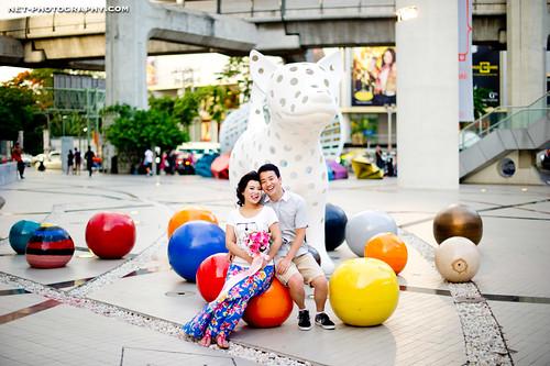 Bangkok Art and Culture Centre Thailand Pre-Wedding