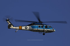 """Sikorsky, S-70C, 7001, """"Republic of China Air Force"""", RCSS, Taipei, Taiwan (Daryl Chapman Photography) Tags: 7001 helicopter taiwan taipei songshan canon 5d mkiii 70200l 70954 sikorsky s70c1 bluehawk blackhawk rocaf republicofchinaairforce"""