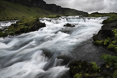 Profusion of Waters (courtney_meier) Tags: iceland flow river water