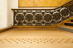 LAFAYETTE-121 (MMARCZYK) Tags: france alsace 67 strasbourg galeries lafayette berninger jules krafft gustave grand magasin est grandest architecture architektura escalier schody