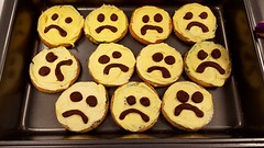 A Sad Day At Work (rabidscottsman) Tags: scotthendersonphotography food sad cookie frown thursday face foodporn foodphotography foodblog minnesota mn lakevilleminnesota dessert snack frosted day25
