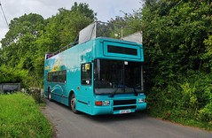 Helping Hand (Better Living Through Chemistry37) Tags: l637seu 34137 first firstgroup firstdevoncornwall firstsouthwest firstkernow colyton palatine palatine2 northerncounties volvo volvoolympian yn2rv opentopbuses mendipmule