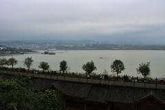 "Shibaozhai ""Precious Stone Fortress"", Yangtze River, China (Kyla Duhamel) Tags: shibaozhai preciousstonefortress yangtzeriver china"