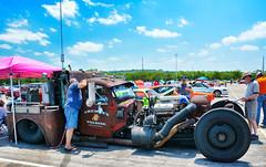 Dodge (Chad Horwedel) Tags: dodge classic truck pickup custom ratrod hrpt17 kansascity