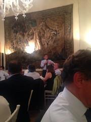 SingularityU Rome - Cena 17.07.04 con R. Battiston (5)