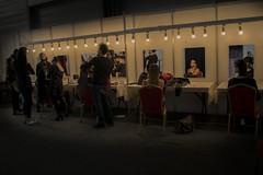 BACKSTAGE (manolyayeşiltaş) Tags: backstage sahne arkası model manken defile fashion show make up makyaj kuaför saç hair designer people room