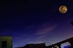 Lunar Eclipse (RahulChandra23) Tags: nikkor newdelhi followme westindia northindia delhi nikon world longexposure night likes popular famous lunareclipse stars moon