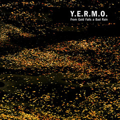 2009_Y.E.R.M.O._From_Gold_Falls_A_Bad_Rain (Marc Wathieu) Tags: rock pop vinyl cover record sleeve music belgium belgië coverart belgique pochette cd indie artwork vinylcover sleevedesign