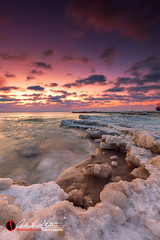 Winter Attrition (andrewslaterphoto) Tags: atwaterbeach clouds cold freeze frozen greatlakes ice lakemichigan landscape longexposure mkemycity milwaukee shorewood sunrise water wave winter wisconsin unitedstates us snow outdoors travelwisconsin discoverwisconsin canon 5d 5dmarkiii horizon wicounties visitmilwaukee visitwisconsin