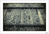Las bases inciertas para el caminante (V- strom) Tags: concepto concept monocromo monochrome blanconegro blackwhite sony nikon2470 nikond700 texturas textures train tren raíles rails crossbeam viñeta bulletoint