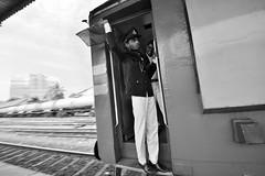 Sri_Lanka_17_401 (jjay69) Tags: srilanka ceylon asia indiansubcontinent tropical island buddhist galle galletrainstation platform travel travelling transport bw blackandwhite blackwhite monochrome singlecolour nocolour colourless grey withoutcolour