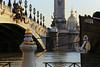 Paris (FRANCOIS VEQUAUD) Tags: paris capitale laseine pontalexandreiii lesinvalides monuments péniche