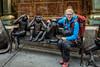 Good Advice (KPortin) Tags: hbm sanfrancisco bench street sculpture chinatown