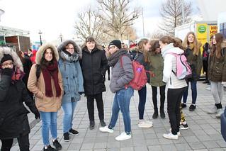 German Exchange Visit - Feb 2018