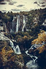 Plitvicer Wasserfall (Setekh81) Tags: kroatien mittelmeer natur plitvicerseen urlaub wald wasser wasserfall