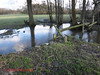 DSC05821 Tanners 40 - 2018 01 17 - Pond & Broken Fence (John PP) Tags: ldwa tanners tannersmarathon winter 40 miles long distance walkers association january 2018 solo hike johnpp