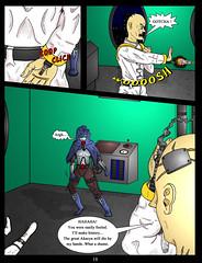 page18-med (Akacya The Bounty Hunter . Comic) Tags: comic webcomic akacya bountyhunter bd scifi
