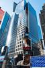 Times Square (MikePScott) Tags: architecturalfeatures banner billboard buildings builtenvironment camera featureslandmarks flag logo newyork newyorkcity nikon28300mmf3556 nikond800 sign sky skyscraper timessquare usa