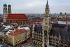 St. Peters Church view of Marienplatz (Brian Out and About) Tags: churches nikon d5200 europe germany munich munchen architecture gothic