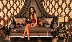 POST ★☆ 1K159★☆ (♕ Xaveco Mania - Jhess Yoshida ♕) Tags: phoenix supernatural candydoll chezmoi zencreations secondlifephotography secondlifeblog secondlife girl decor essenz