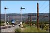 AMTK 157 (golden_state_rails) Tags: amtrak amtk bnsf atsf santa fe chief southwest new mexico chapelle nm amt3 semaphores blades semaphore