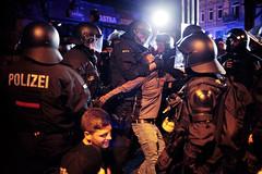 hamburg 2017 (SimonSawSunlight) Tags: hamburg g20 g20protest g20summit riotpolice police arrest documentary photography photojournalism protester germany tension schanzenviertel 35mmf2 35mm welcometohell