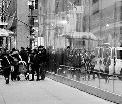 Two Realities (aRa10128) Tags: newyork manhattan street city
