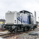 212 249-7 Lokomotion Berg-am-Laim München Ost Rbf 04.02.18 thumbnail