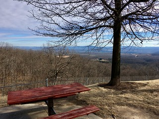 Sideling Hill rest stop