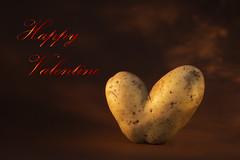 Same procedure... (t.schwarze) Tags: valentinstag pentaxart kartoffel herz heart heartshaped greetings grüse valentineday potato gemüse vegetable pentax herzförmig
