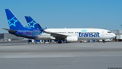 P4140276 TRUDEAU (hex1952) Tags: yul trudeau boeing canada transat airtransat b737 b737800 cgtqc b7378q8