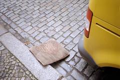 Untitled by Florian Thein - 2018, Kreuzberg, Berlin Yashica T5, Kodak Gold 200