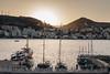 Views like this are worth the early wake up call (przemyslawkrzyszczuk) Tags: albania saranda sarande morning sun sunrise rise sconce porane boats port view