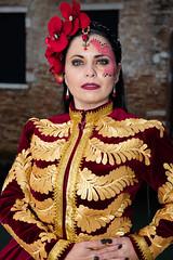 Christine Borg (Claude Schildknecht) Tags: ad200 basilicadesantamariadellasalute beautybox broncolor carnaval carnevale carnevaledivenezia2018 carnival christineborg godox italia italie italy venedig venezia venise