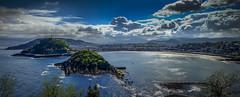 Espagne (joboss83) Tags: espagne mer baie fuji xt1 lanscap ciel color vacance paysage groupenuagesetciel