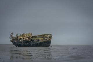 Ballyhack shipwreck