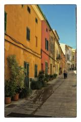 Old Town Alcudia (Heinze Detlef) Tags: oldtownalcudia mollorca urlaub insel urlauber mittelmeer gassen altstadt spanien fassaden
