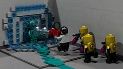 Teal: Into the Phantom Zone (admiraltyphoon) Tags: lego moc ldd kill teal mark stafford