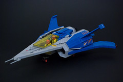 LL2022-05 (taxonlazar) Tags: space spaceman spaceship starship ll2022 lego neoclassicspace neogray new classicspace classic