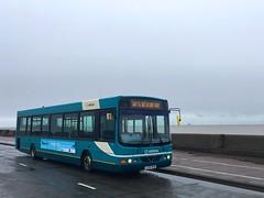 Arriva Merseyside 2581 - CX06 BHN (North West Transport Photos) Tags: bus arrivanorthwest lairdstreet newbrighton 2581 cx06bhn wrightcommander commander wrightbus wright vdlsb200 sb200 vdlbus vdl arrivamerseyside arriva